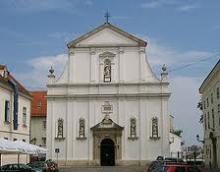 Cerkev sv. Katarine, Zagreb.