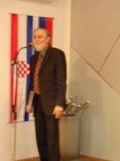 Akademik Tonko Maroević. Foto: akm