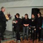 Virtuozi iz Brežica - dobitnici nagrade publike