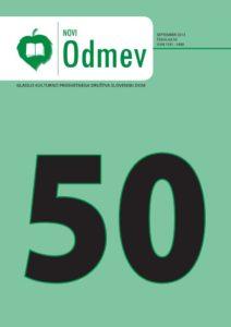 thumbnail of Odmev50