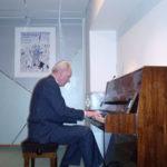 Skladbu My Way u čast Oti Reisingeru odsvirao je Zoran Šonc