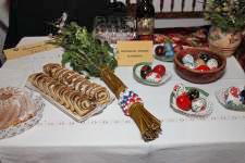 Tradicionalna slovenska uskrsna jela. Foto: Mirko Petričec