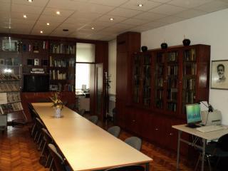 Knjižnica i čitaonica Slovenskog doma