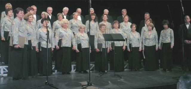 Mješoviti pjevački zbor Slovenski dom